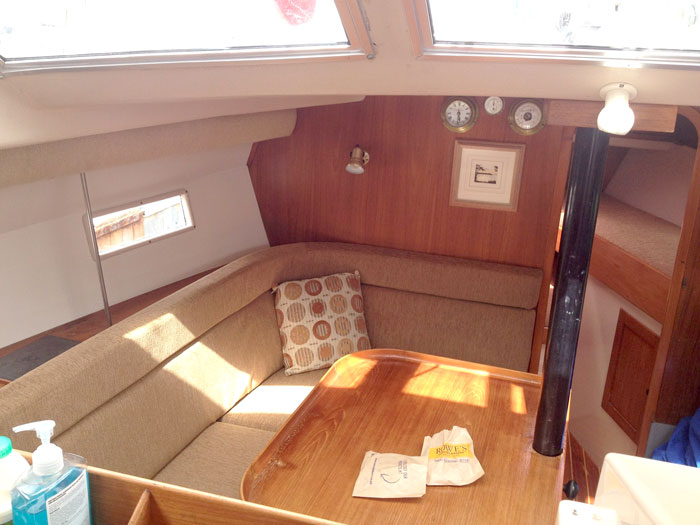 Boat, Yacht & Narrowboat Furnishings and Upholstery