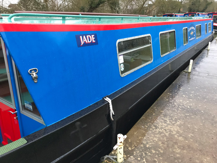 Narrowboat Upholstery & Furnishings