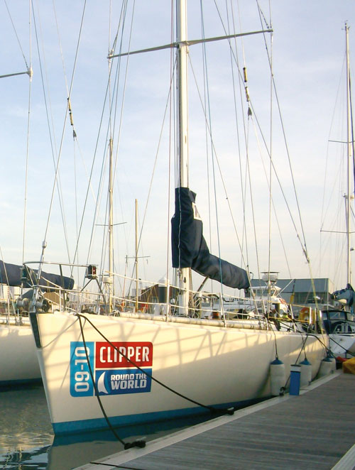 We supplied foam cushions and mattresses for yachts competing in The Clipper Round the World race