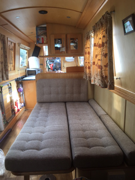 boat yacht furnishings and upholstery