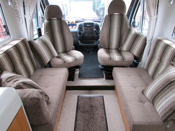 Motor Caravan Furnishings And Upholstery